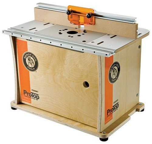 Large Portable Router Table - 4