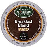 Green Mountain Coffee, Breakfast Blend Decaf K-Cup Packs for Keurig Brewers, 50 Count image