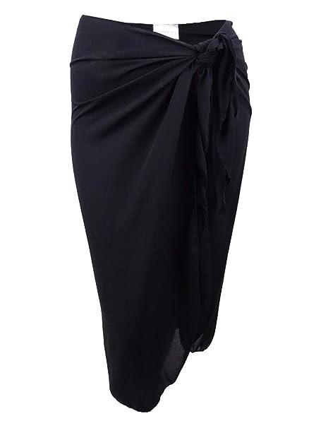 f232ebfdf8 Dotti Sarong Along Long Pareo One Size Fits Most at Amazon Women's Clothing  store: