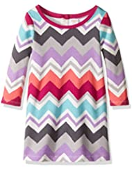 Gymboree Girls' Toddler Girls' Chevron Print Dress