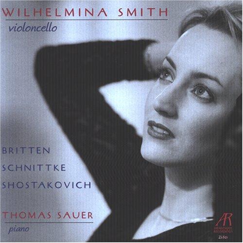 Britten, Schnittke, Shostakovich: Cello Sonatas