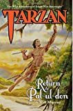 Tarzan: Return to Pal-ul-don (The Wild Adventures of Tarzan) (Volume 1)