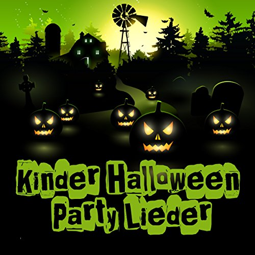 Kinder Halloween Party Lieder -