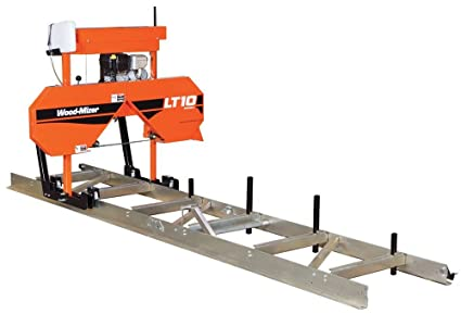 Woodmizer Sawmill For Sale >> Wood Mizer Lt10 Portable Sawmill Amazon Com