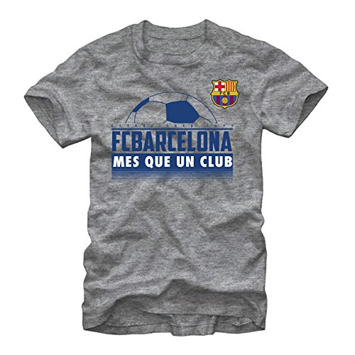 FC Barcelona Mes Que Un Club Mens 2XL Graphic T Shirt - Fifth Sun