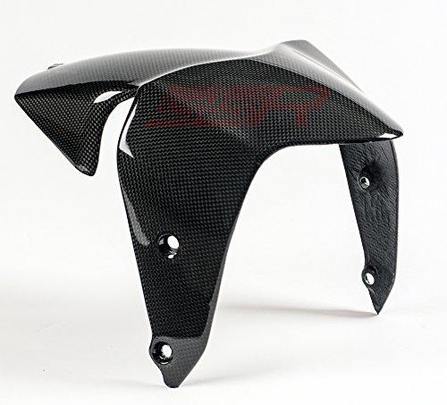 Ducati Monster 821 1200 S 1200S 1200 R Carbon Fiber Front Hugger Mudguard Fender ()