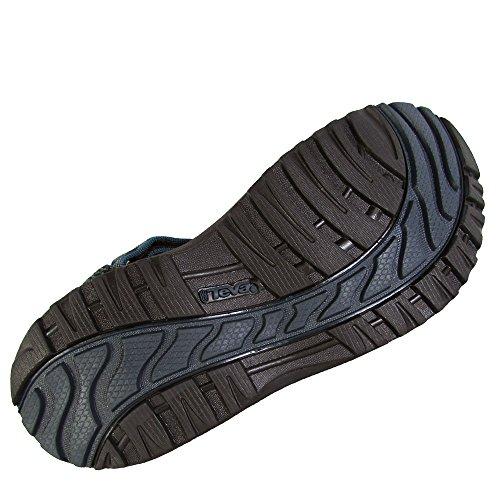 Teva Mens Torin Open Sandalo Sportivo Scarpe Panjea Blu