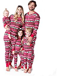 Women's Beary X-Mas Family Union Suits