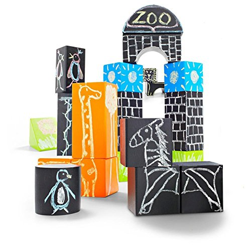 Imaginarium Deluxe Color Chalk Blocks
