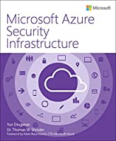 Microsoft Azure Security Infrastructure Front Cover