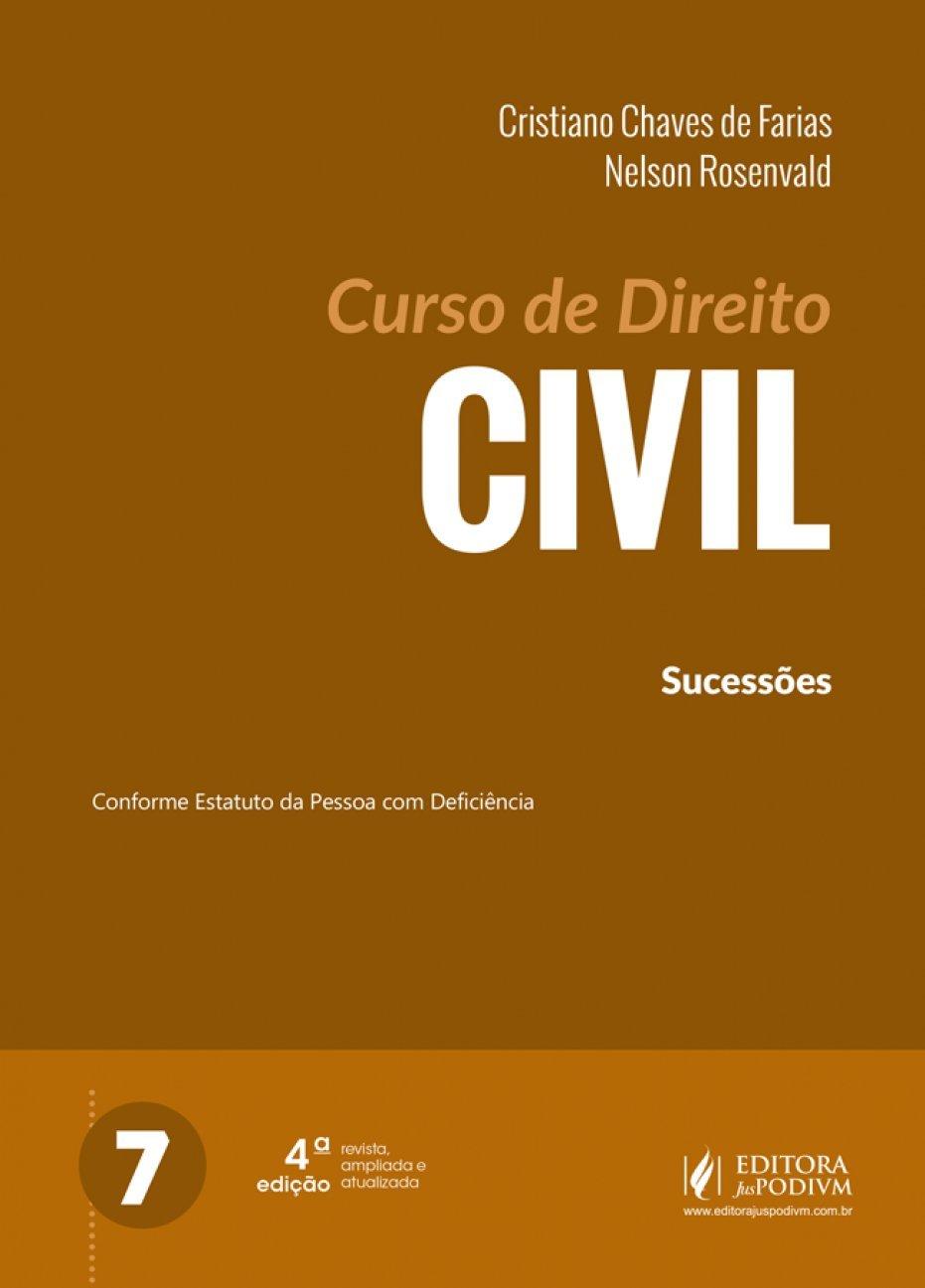 curso de direito civil - sucessões