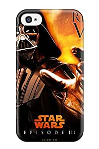 Durable Defender Case For Iphone 4/4s Tpu Cover(star Wars)