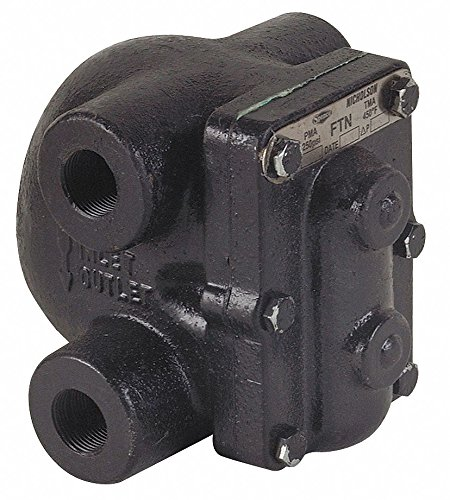 Steam Trap, 75 psi, 1450,Max. Temp. 450°F