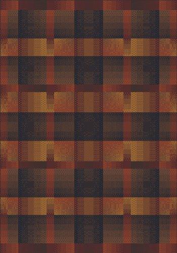 Milliken 4000058389 Modern Times Collection Aura 7