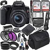 Canon EOS Rebel SL3 DSLR Camera & EF-S 18-55mm IS STM Lens Kit...