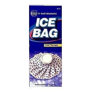 Amazon.com: Bolsa de hielo Inglés 11I 9 Cara 1 Cada: Health ...