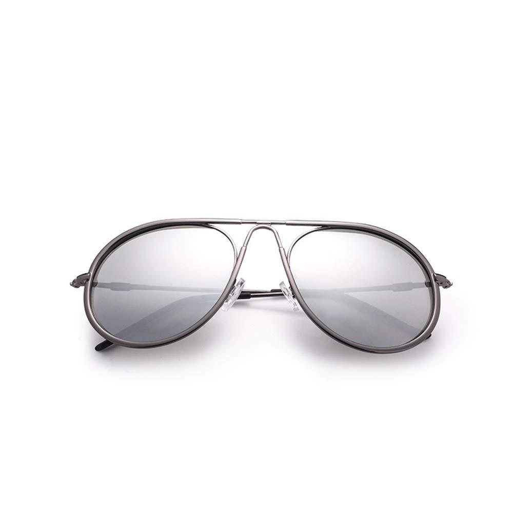 Fashion Travel Pilot Polarized Sunglasses for Women, UV400 Mirrored Lens (color   C5)