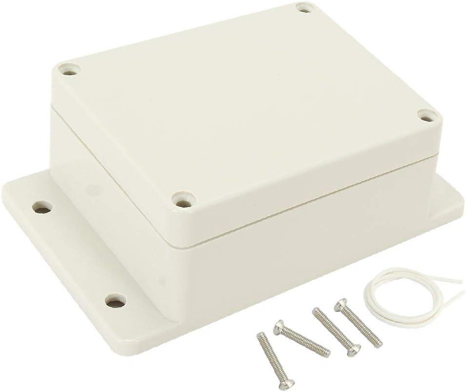 X-Dr Caja de conexiones ABS de 4.53 x3.54 x2.2 (115 mm x ...