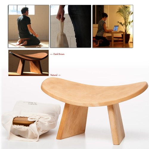 IKUKO-Wooden-Ergonomic-Meditation-Bench