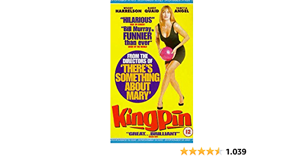 Kingpin [Reino Unido] [VHS]: Amazon.es: Woody Harrelson ...