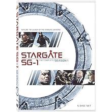 Stargate SG-1: Season 1 (2010)