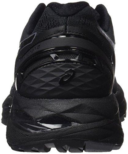 Femme Kayano Chaussures De Onyx noir black carbon Asics Running 23 Noir EXBxnwd