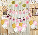 Mainiusi Happy Birthday Decoration Party Suppiles