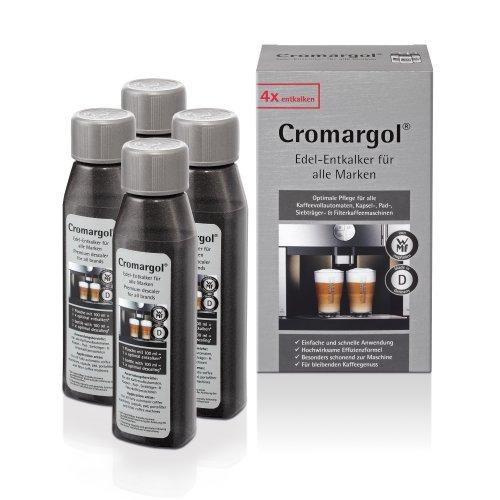 Cromargol Edel-Entkalker 4er Pack