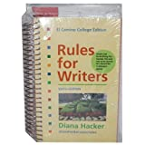 Rules for Writers 6e and Research Pack, Hacker, Diana and Downs, Douglas P., 0312481047