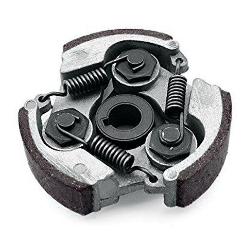 JCMOTO 47cc 49cc Clutch pad & spring 2-Stroke mini quad Pocket Bike ATV (Clutch Quad)