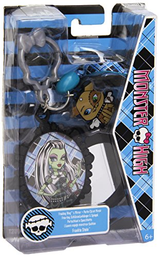 Monster High Freakey Ring Mirror Frankie Stein Watzit (Monster High Rings)