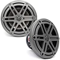 M650-CCX-SG-TB - JL Audio 6.5 70W RMS 2-Way Marine Coaxial Speakers