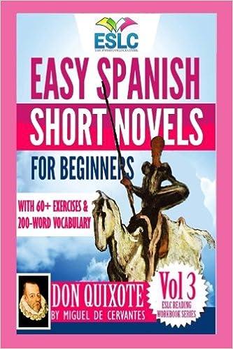 Beginners spanish novels pdf for