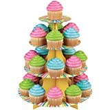 Wilton 1512-0726 Treat Color Wheel Cupcake Stand
