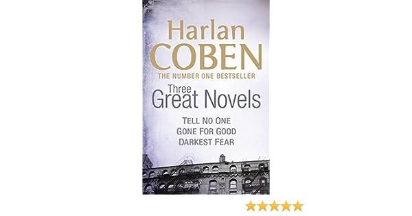 Harlan Coben Tell No One Book