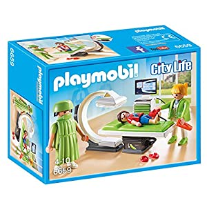 PLAYMOBIL - Sala de Rayos X (66590) 10