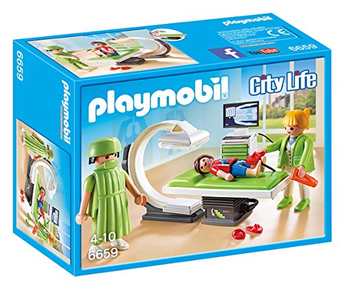 PLAYMOBIL X-Ray Room ()