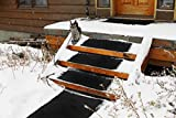 Summerstep Home SM11x30C-RES Residential Snow Melting Heated Stair Mat, Anti-Slip, 120V, 47 Watts, 30'' Length, 11'' Wide, Keep Your Snowy Stairs Safe This Winter