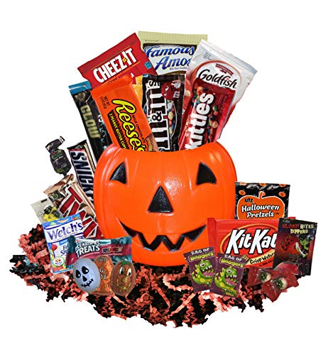Trick-or-Treat Campus Survival Kit Halloween Care Package