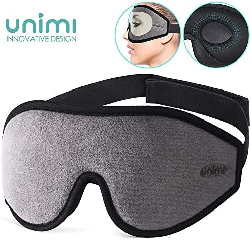 Sleeping Unimi Contoured Blindfold Comfortable product image