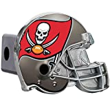 NFL Tampa Bay Buccaneers Helmet Trailer Hitch Cover