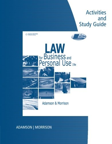 law for business and personal use - 9