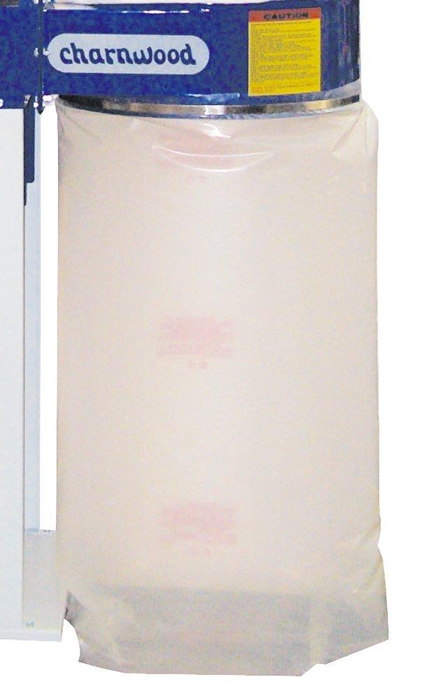 W793PB Polythene Collection Bag 40 x 62 Pack of 10