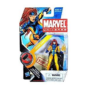 51oEla0B0PL. SS300 Hasbro Marvel Universe Series 6 Jean Grey Action Figure #4