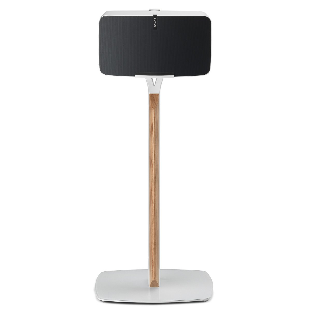 Flexson Premium Floor Stand for Sonos PLAY:5 (White Oak)