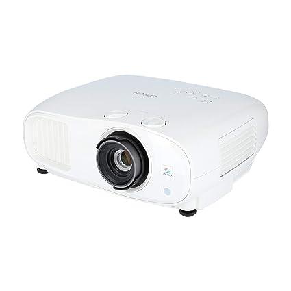 Epson EH-TW7000 4K Pro-UHD - Proyector (3000 lúmenes, 16:9, relación de Contraste 40.000:1, relación de proyección 1,32 - 2,15:1)