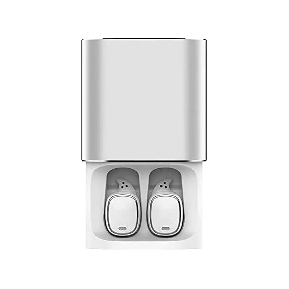 77fd5f714d8 US-PopingTrading QCY T1 Pro Touch Control Bluetooth Earphones TWS Mini Wireless  Headset Music Earbuds