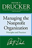 img - for Managing the Non-profit Organization: Principles and Practices book / textbook / text book
