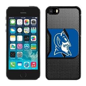 Iphone 5c Case Ncaa ACC Atlantic Coast Conference Duke Blue Devils 1 by runtopwell