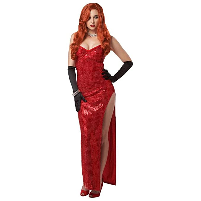 1930s Costumes- Bride of Frankenstein, Betty Boop, Olive Oyl, Bonnie & Clyde  Sinsation Adult Costume- $27.84 AT vintagedancer.com